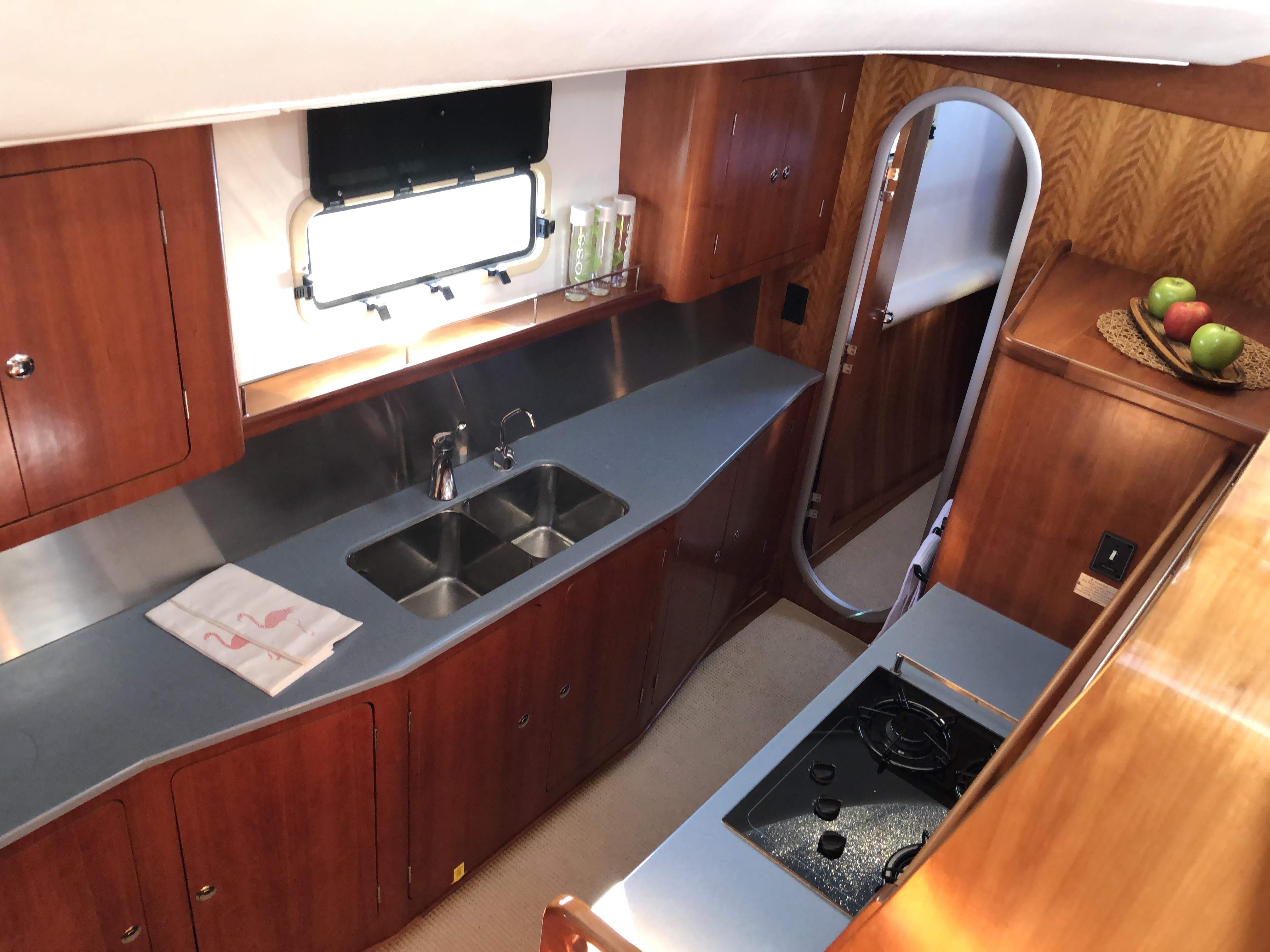 Galley overview