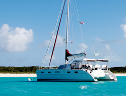 Antares 44i Sailing Catamaran