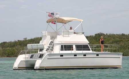 The PDQ 34 will take you through the Great Loop and the Islands comfortably and with ease.