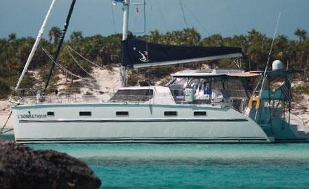 Sabbatique catamaran