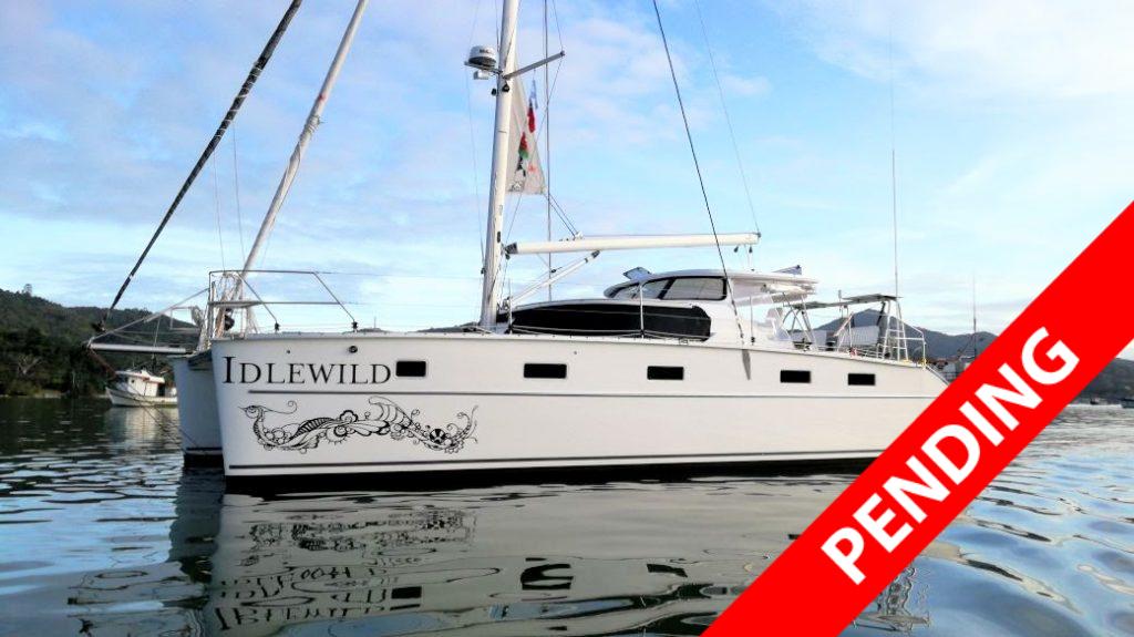 Idlewild catamaran Overview