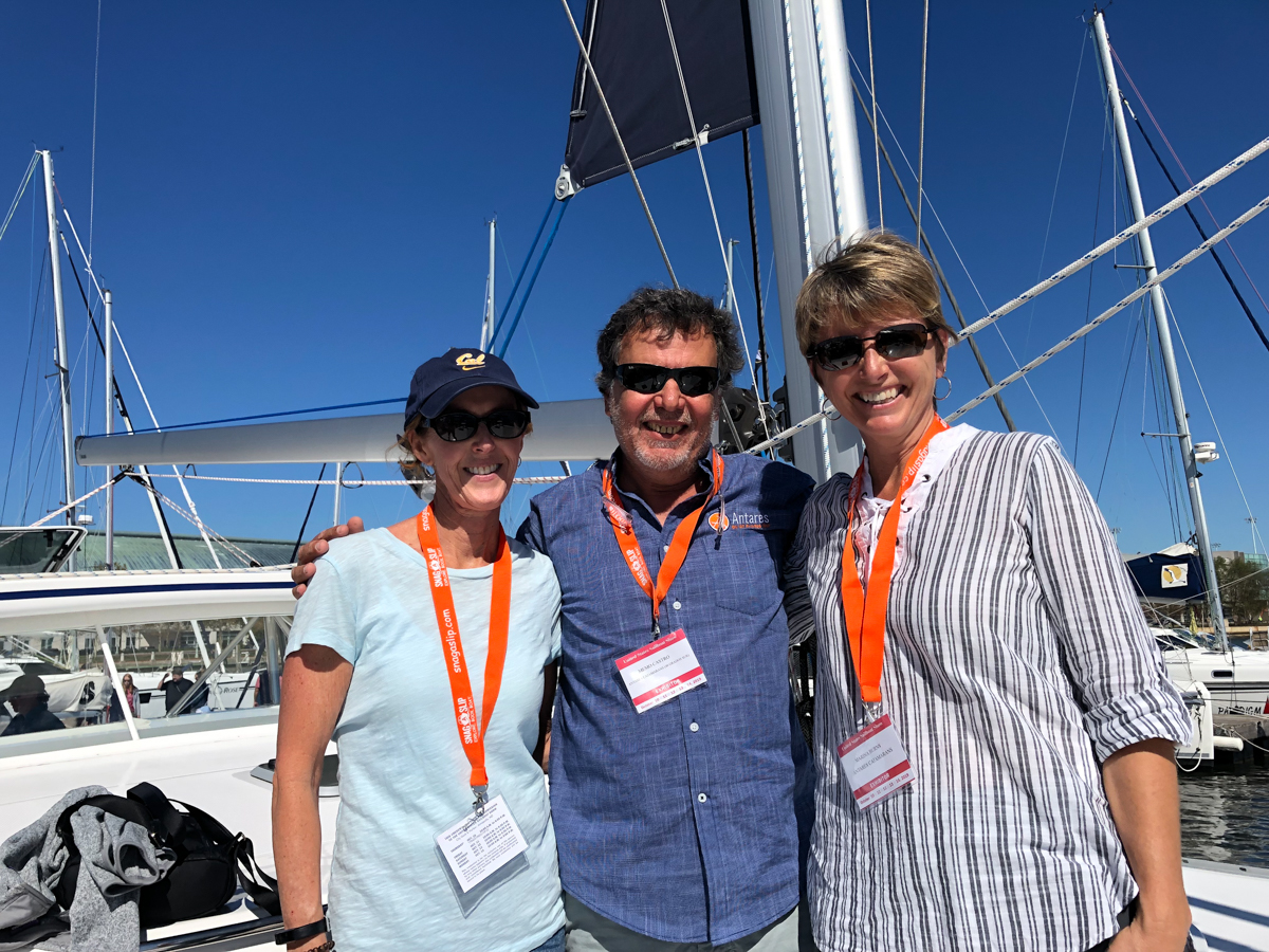 The 3 Ms: Memo with owners Maureen & Marina