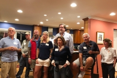 We had a great turn out at the annual owner's gathering
