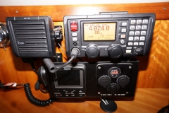 New Communications and Nav Station